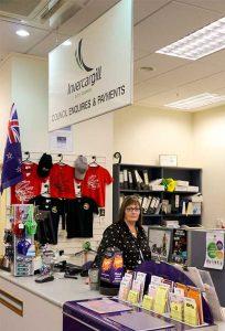 Nicola Allan - GM Bluff Service Centre - May 2018