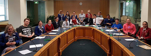 2017 ICC Youth Council