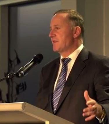PM John Key - April 2016