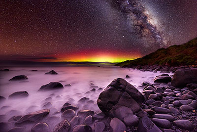 Milky Way - Bluff
