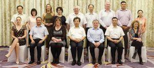 Invercargill delegation in Suqian 2017