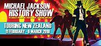 Michael jackson show logo
