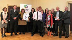 2017 Trustpower awards winners