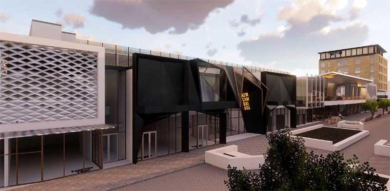 HWCP inner city block development - Invercargill City Council