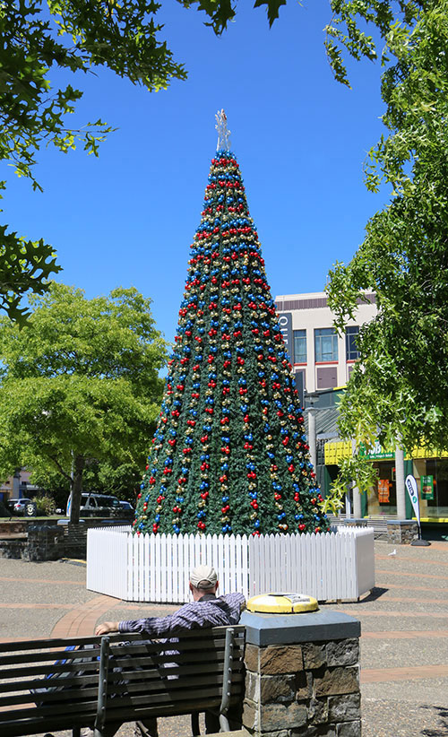 Holiday Hours Invercargill City Council