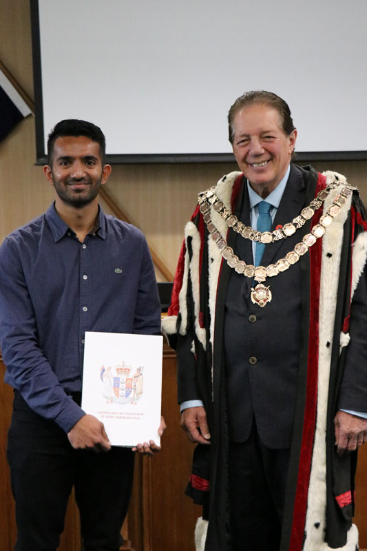 Citizenship Ceremony April 2019 - Invercargill City Council